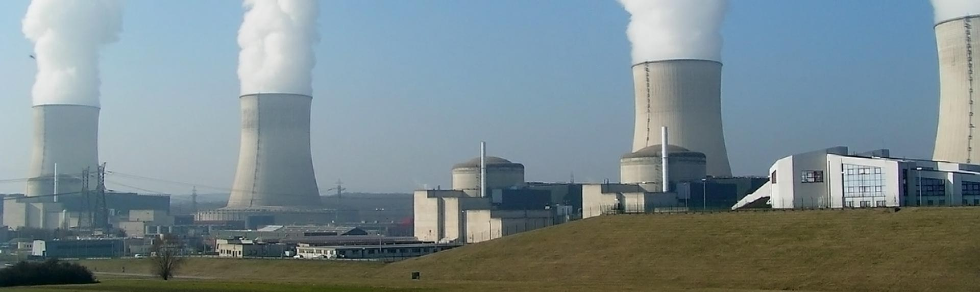 Nuclear Power Plant in Cattenom