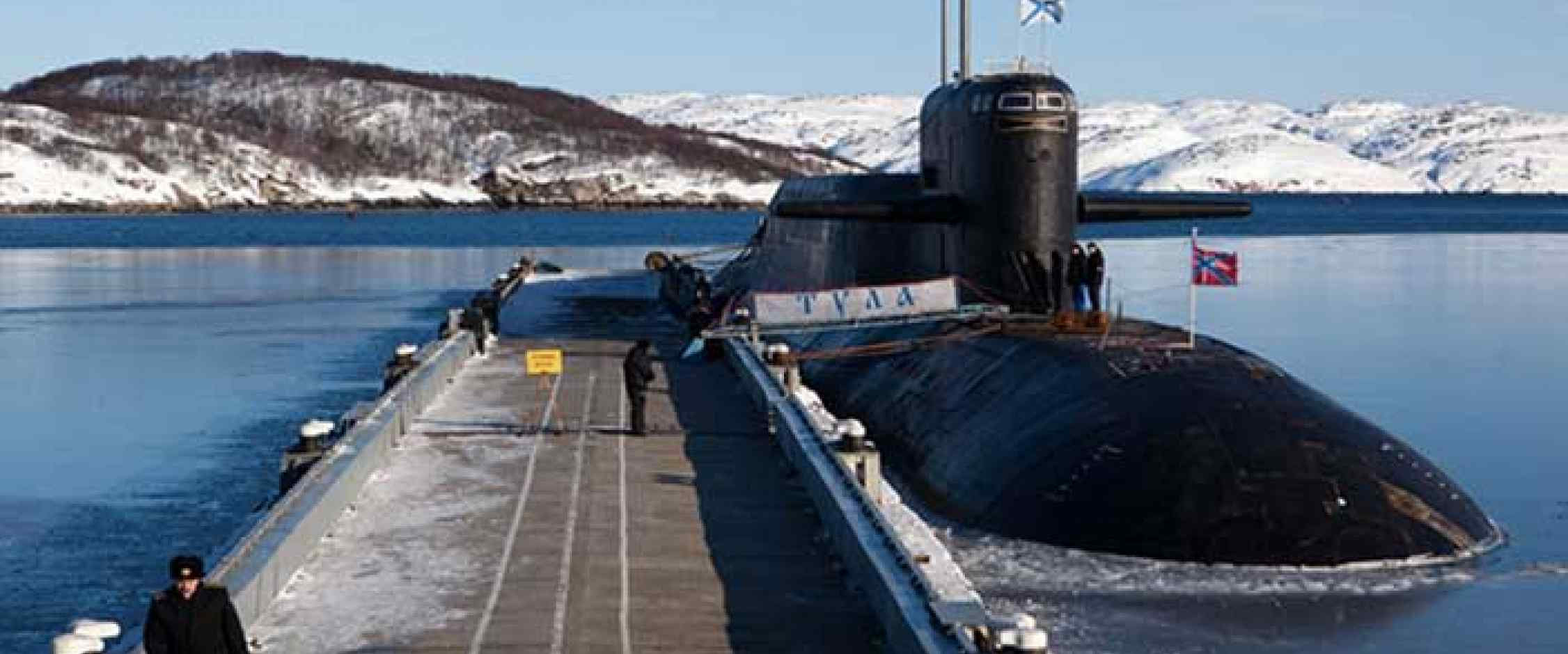 Russian Submarine Decommissioning