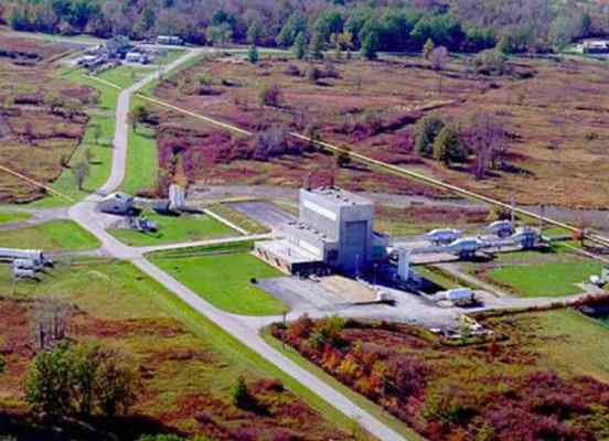 NASA - Plum Brook Plant