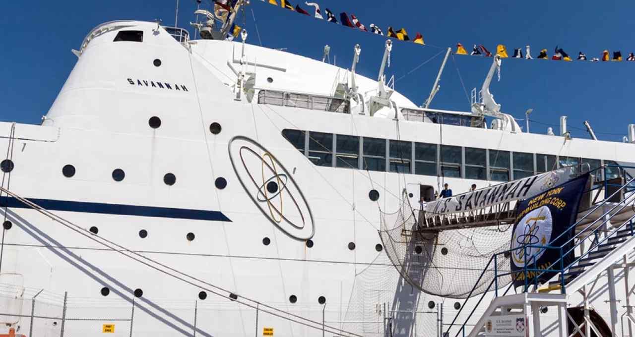 Nuclear Ship Savannah - Wikipedia