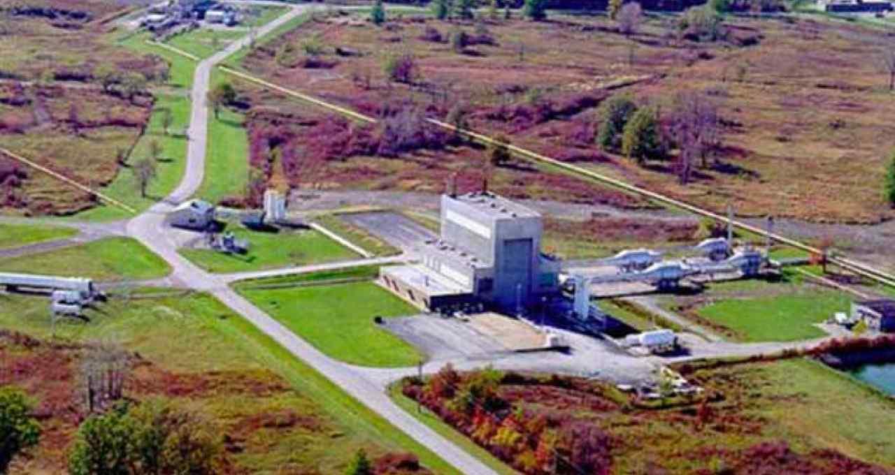 NASA - Plum Brook Plant
